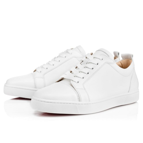 メンズシューズ - Louis Junior Men's Flat - Christian Louboutin