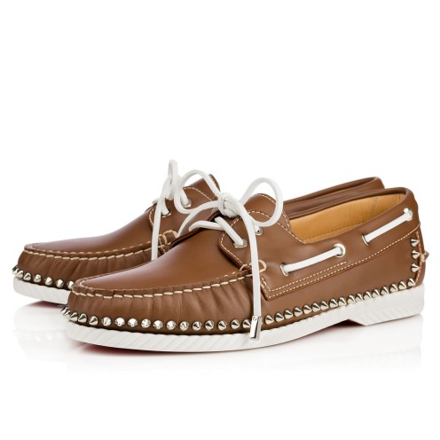 メンズシューズ - Steckel Men's Flat - Christian Louboutin