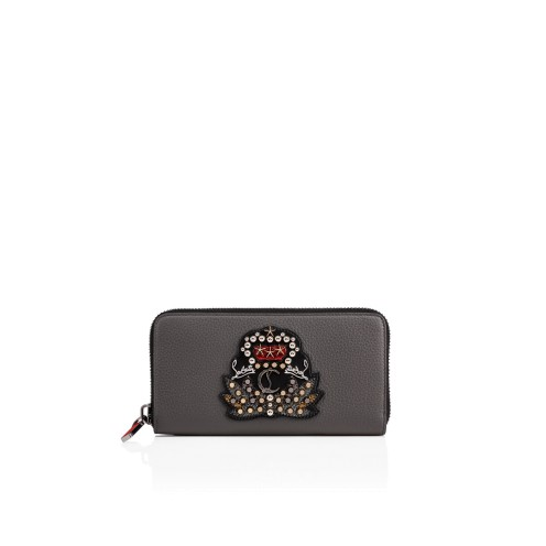スモールレザーグッズ - Panettone Zipped Continental Wallet - Christian Louboutin