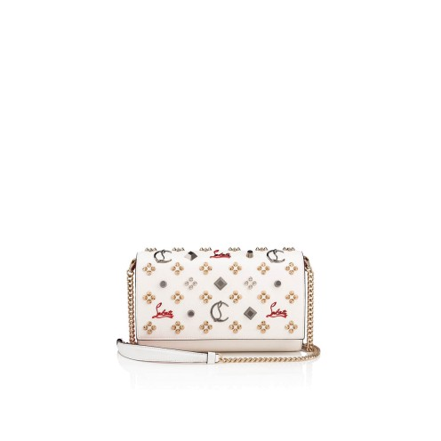 Bags - Paloma Clutch Classic Leather - Christian Louboutin