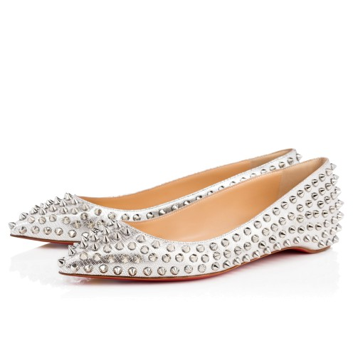 ウィメンズシューズ - Follies Spikes Flat - Christian Louboutin