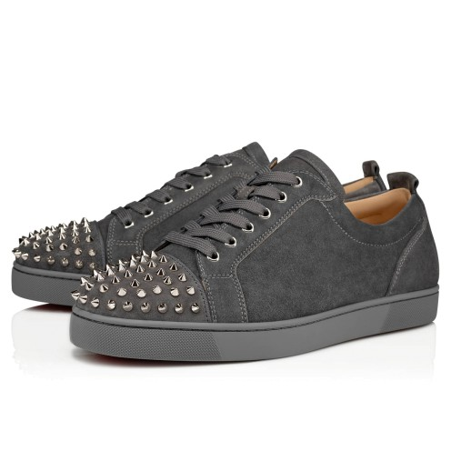 メンズシューズ - Louis Junior Spikes - Christian Louboutin
