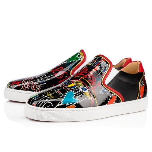 メンズシューズ - Sailor Boat Men's Flat - Christian Louboutin