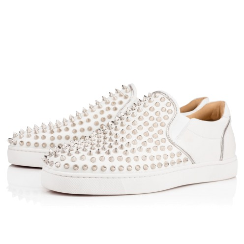 メンズシューズ - Sailor Boat Spikes Men's Flat - Christian Louboutin