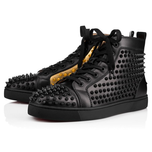 メンズシューズ - Yang Louis Men's Flat - Christian Louboutin