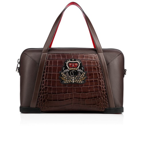 Men Bag - Bagdamon Duffle - Christian Louboutin