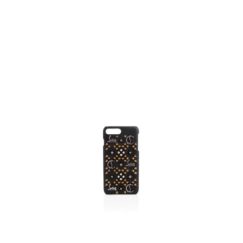 スモールレザーグッズ - Loubiphone Case Iphone 7/8 Plus - Christian Louboutin