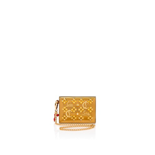 スモールレザーグッズ - Loubitrip Card Holder - Christian Louboutin