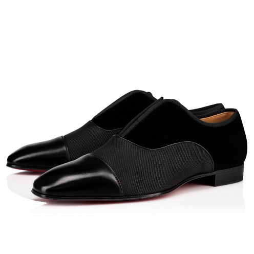 メンズシューズ - Alpha Male Flat - Christian Louboutin