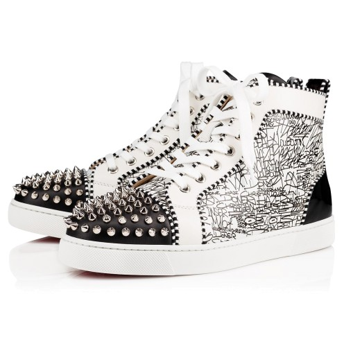 ウィメンズシューズ - Louis Spikes Woman Flat - Christian Louboutin