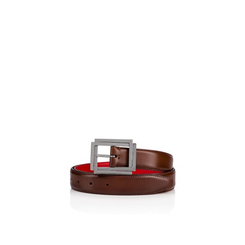 Men Belt - Eternalou Belt - Christian Louboutin