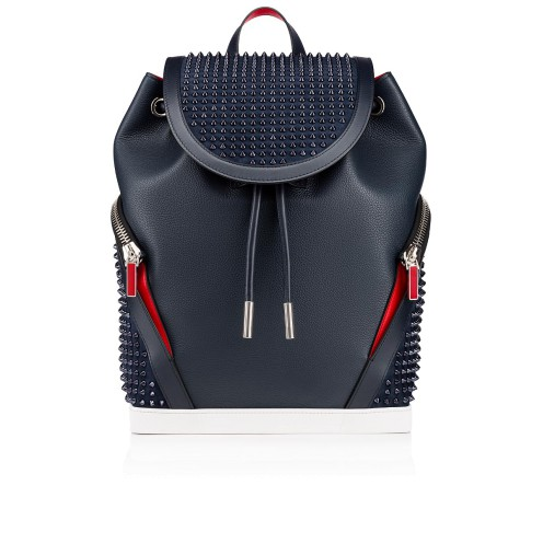 Men Bag - Explorafunk Backpack - Christian Louboutin