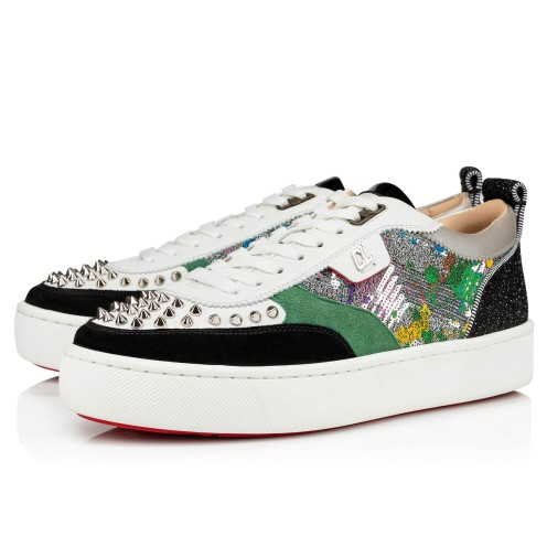 メンズシューズ - Happyrui Spike - Christian Louboutin