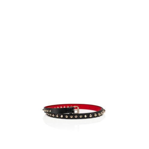 Women Belt - Loubispikes Belt - Christian Louboutin