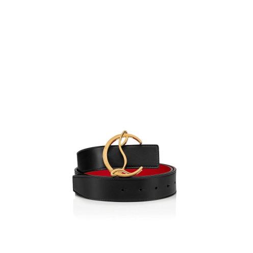 Women Belt - Cl Logo Belt - Christian Louboutin