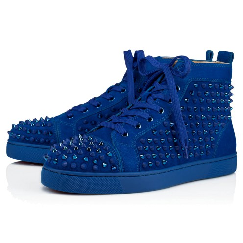 メンズシューズ - Louis Men's Flat - Christian Louboutin