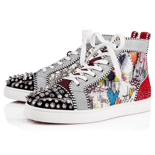 メンズシューズ - No Limit Men's Flat - Christian Louboutin