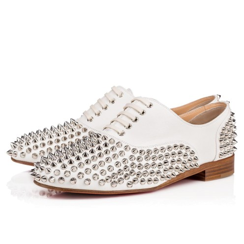 ウィメンズシューズ - Freddy Spikes Donna Woman Flat - Christian Louboutin