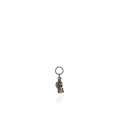 スモールレザーグッズ - Whistle Keyring - Christian Louboutin