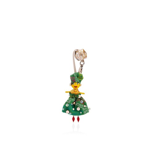 スモールレザーグッズ - Bag Charm Doll - Christian Louboutin