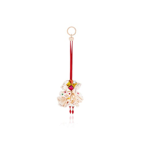 スモールレザーグッズ - Bag Charm Loubicouture - Christian Louboutin