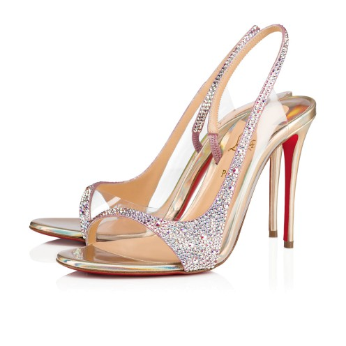 ウィメンズシューズ - Optisling Strass - Christian Louboutin