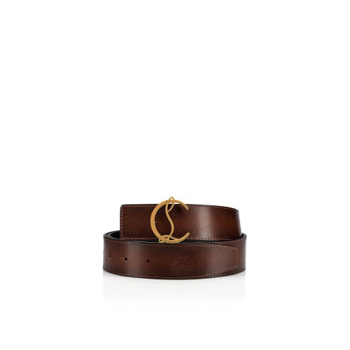 Men Belt - Cl Logo Belt - Christian Louboutin