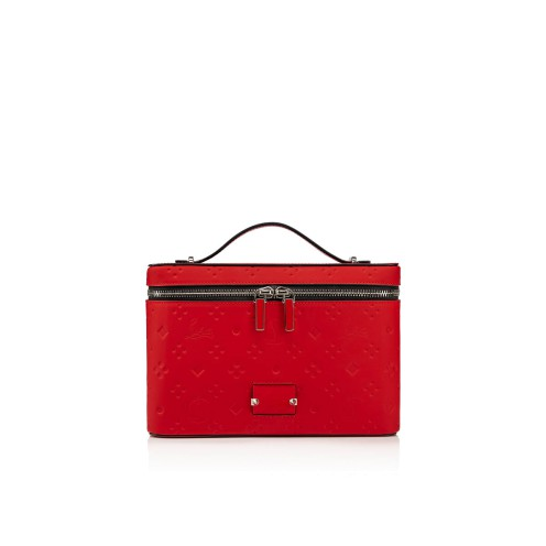Men Bag - Kypipouch Creative Leather - Christian Louboutin