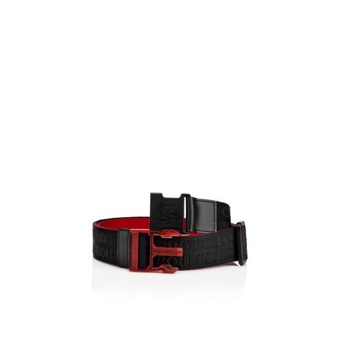 Men Belt - Loubiclic Belt - Christian Louboutin