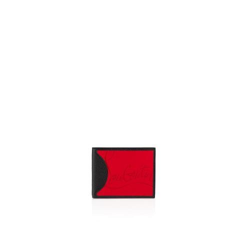 スモールレザーグッズ - Coolcard Wallet - Christian Louboutin