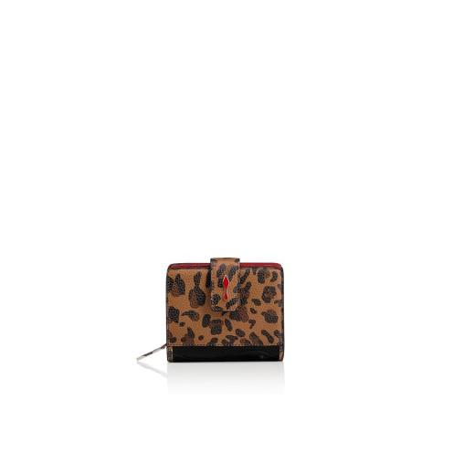 スモールレザーグッズ - Paloma Mini Wallet - Christian Louboutin