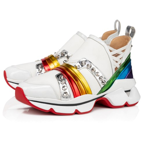 ウィメンズシューズ - 123 Run Patent - Christian Louboutin