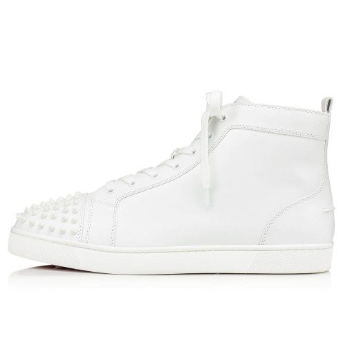 メンズシューズ - Lou Spikes Men's Flat - Christian Louboutin_2