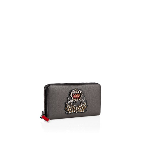 スモールレザーグッズ - Panettone Zipped Continental Wallet - Christian Louboutin_2