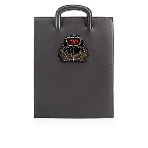 Men Bag - Trictrac Large Portfolio - Christian Louboutin_2