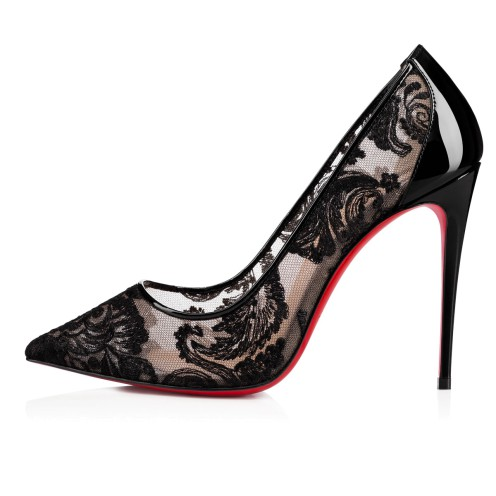 ウィメンズシューズ - Follies Lace - Christian Louboutin_2