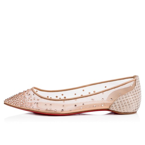 ウィメンズシューズ - Follies Strass Flat - Christian Louboutin_2
