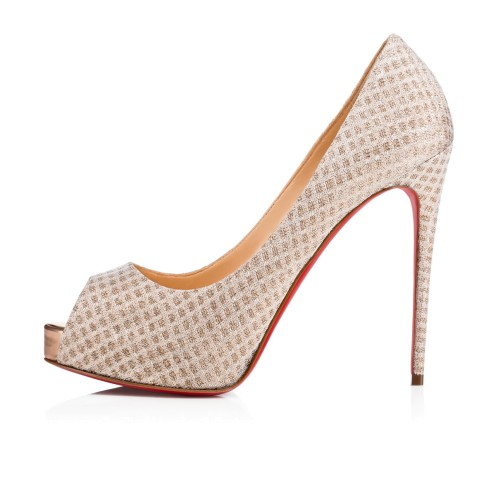 ウィメンズシューズ - New Very Prive Quadro Lurex - Christian Louboutin_2