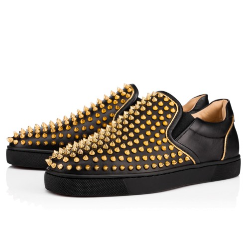 Sailor Boat Spikes Men's Flat