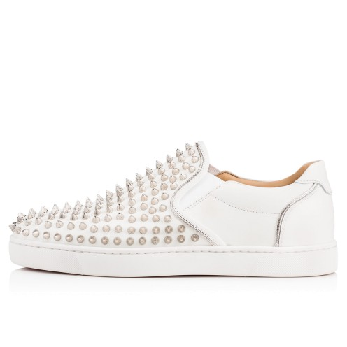 メンズシューズ - Sailor Boat Spikes Men's Flat - Christian Louboutin_2