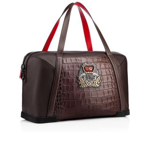 Men Bag - Bagdamon Duffle - Christian Louboutin_2