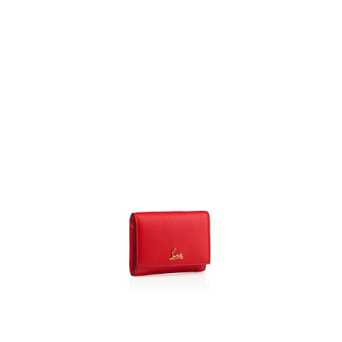 スモールレザーグッズ - Boudoir Mini Wallet - Christian Louboutin_2