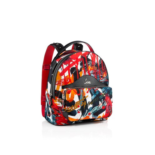 Bags - Backloubi Small Backpack - Christian Louboutin_2