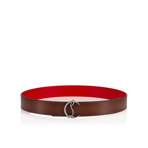 Men Belt - Cl Logo Belt - Christian Louboutin_2