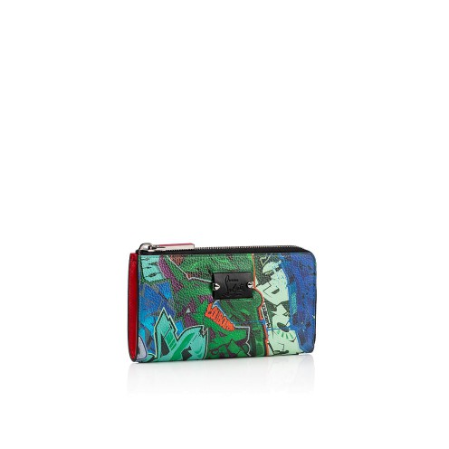 スモールレザーグッズ - Tinos Long Wallet - Christian Louboutin_2