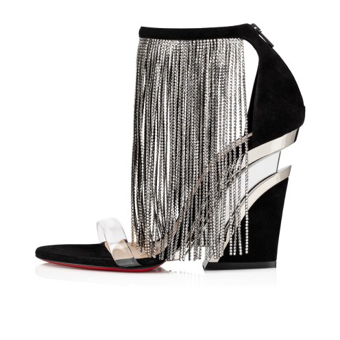 ウィメンズシューズ - Courtain Love Strass - Christian Louboutin_2