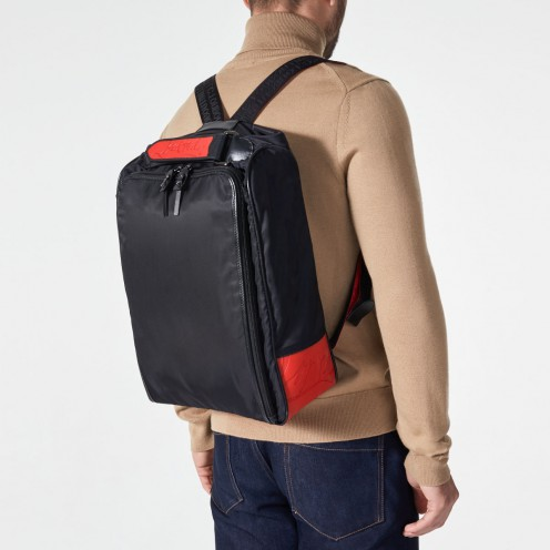 Men Bag - Hop'n Zip Classic Fabric - Christian Louboutin_2