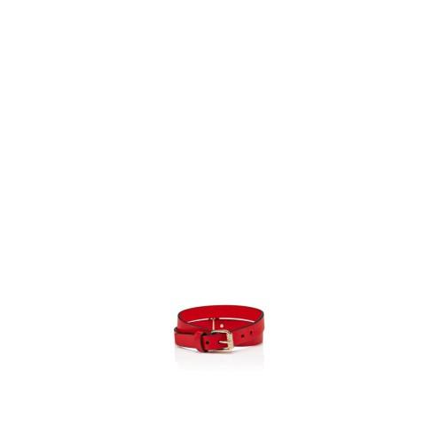 スモールレザーグッズ - Loubilink Bracelet - Christian Louboutin_2