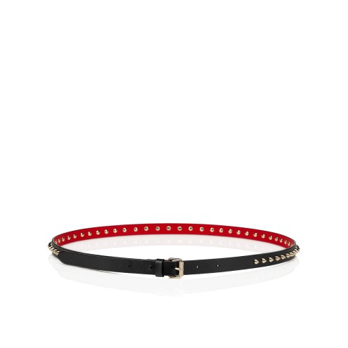 Women Belt - Loubispikes Belt - Christian Louboutin_2