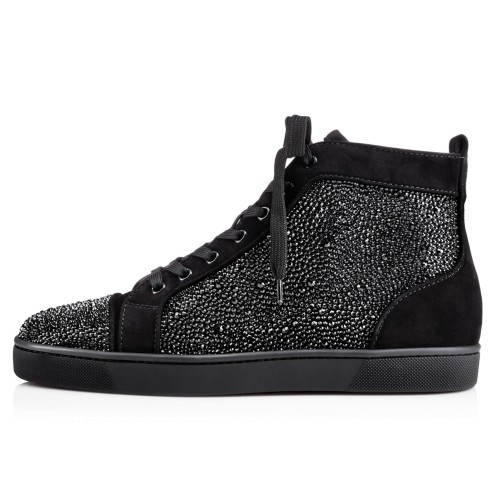 メンズシューズ - Louis Strass Men's Flat - Christian Louboutin_2